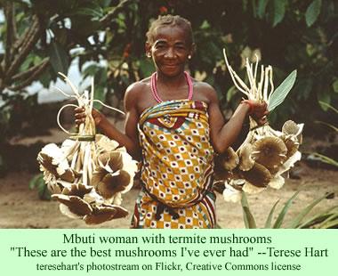 File:Mbuti woman with mushrooms1.jpg